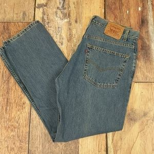 Levis 505 Vintage 90's Made in USA Denim Jeans